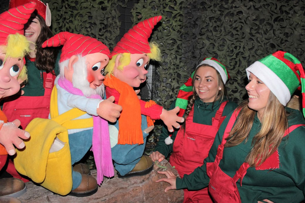 Elves-with-knomes