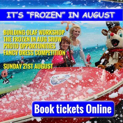 Frozen in August 2016