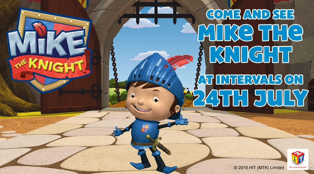 Mike the knight Weekend