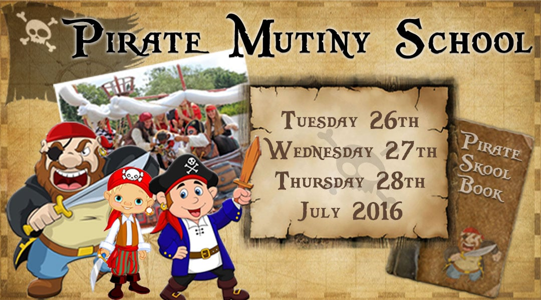 Pirate Mutiny School