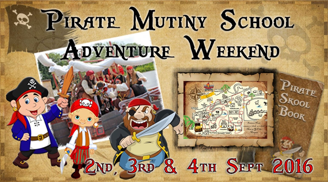 Pirate Mutiny School Event
