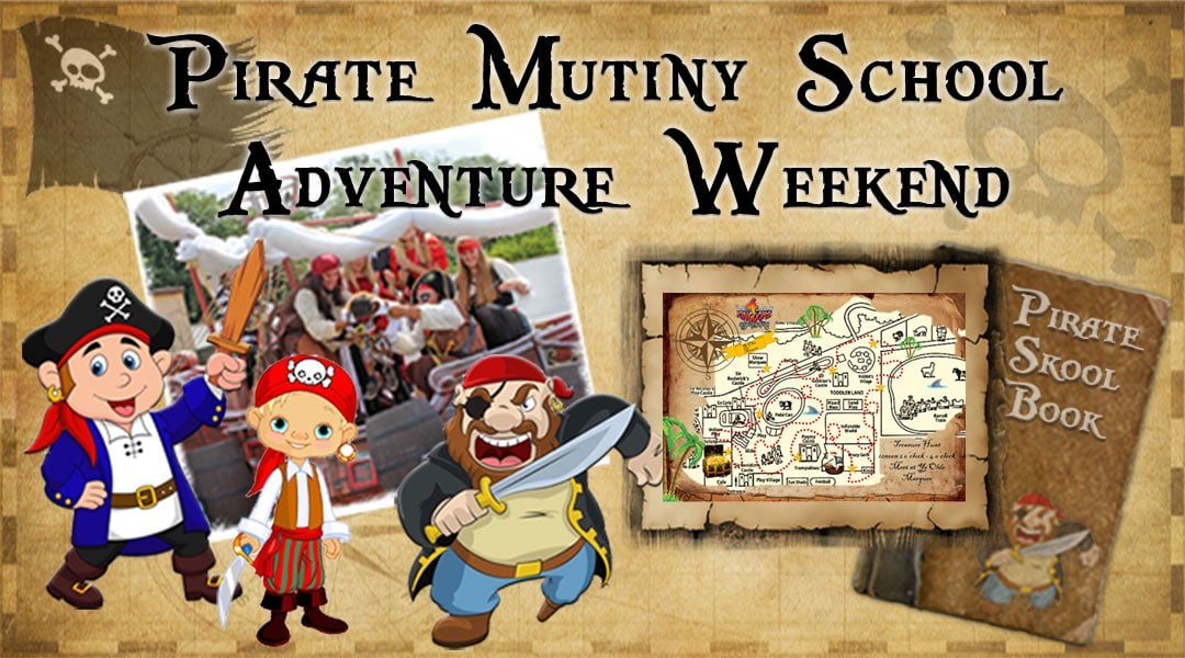 Pirate Mutiny Adventure