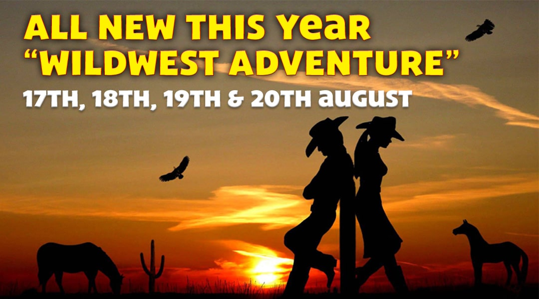 Wild West Adventure Special Event