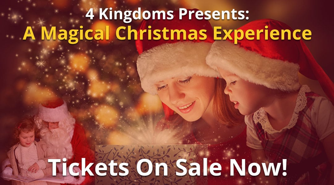 A Magical Christmas Experience Event