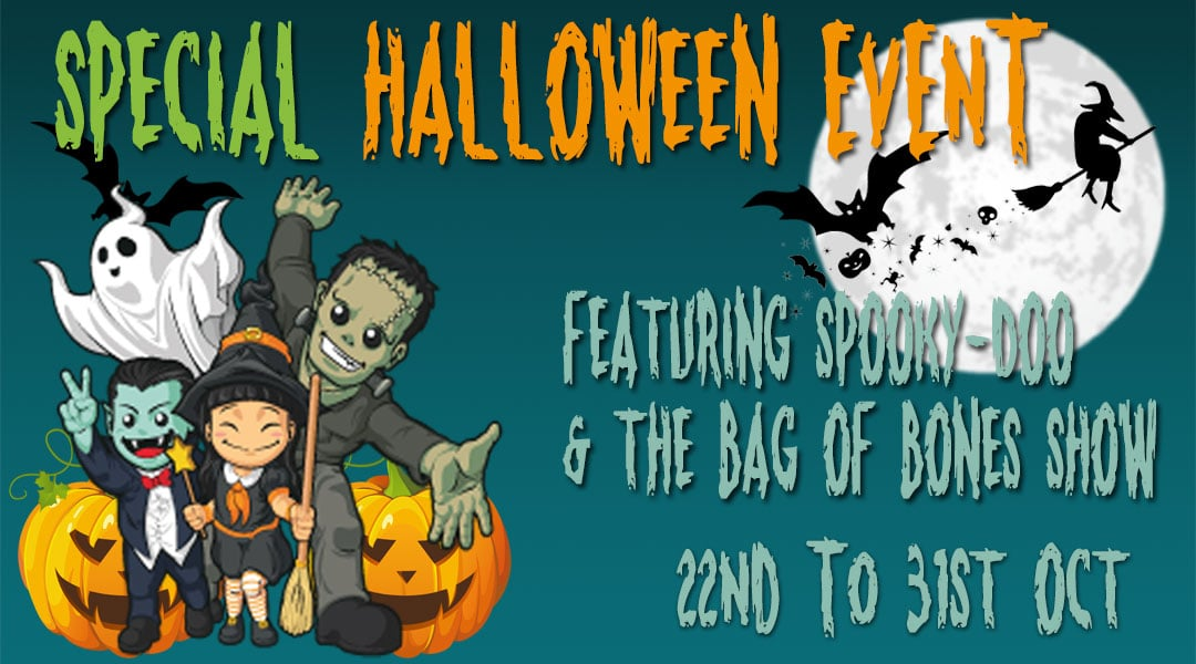 Halloween Spooktacular Special Events