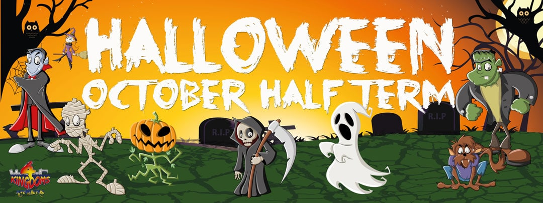 Halloween Spooktacular banner