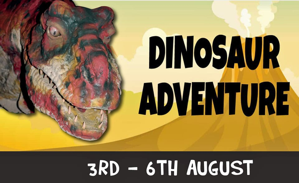 Dinosaur-adventure-event-3rd-to-6th-August