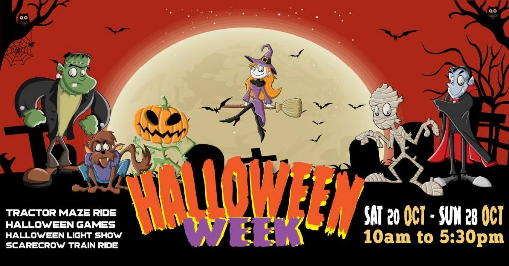 Halloween Week Event October 2018