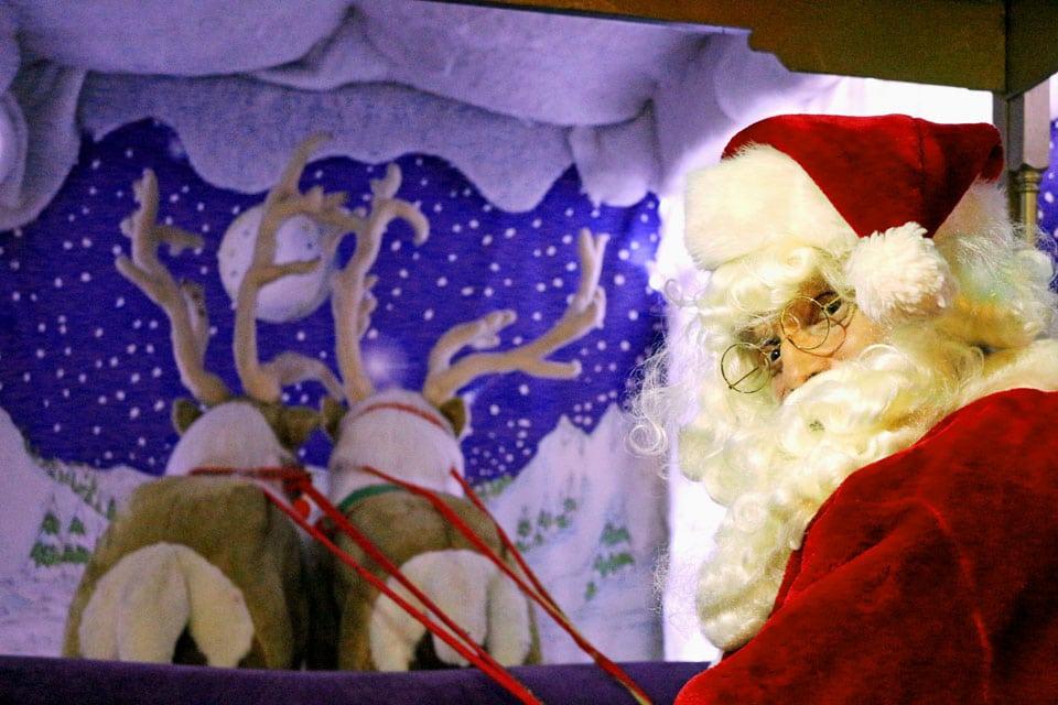 Santas-sleigh-ride