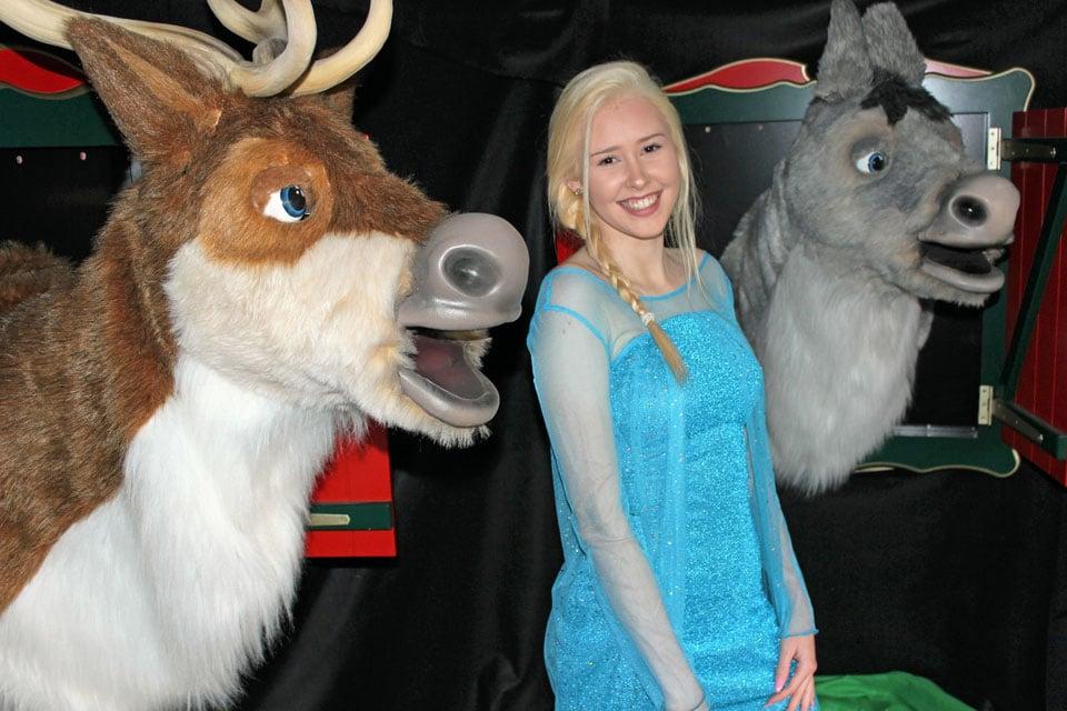 Sing-along-reindeer