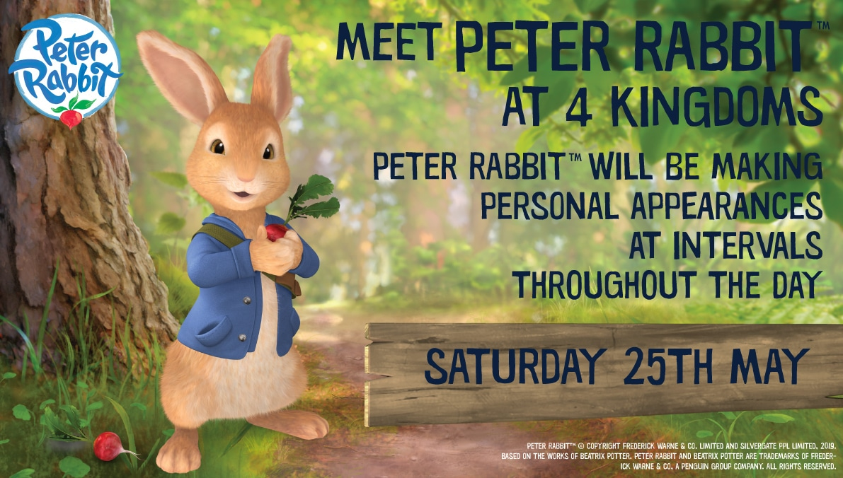 Peter Rabbit Event 25th May 2019