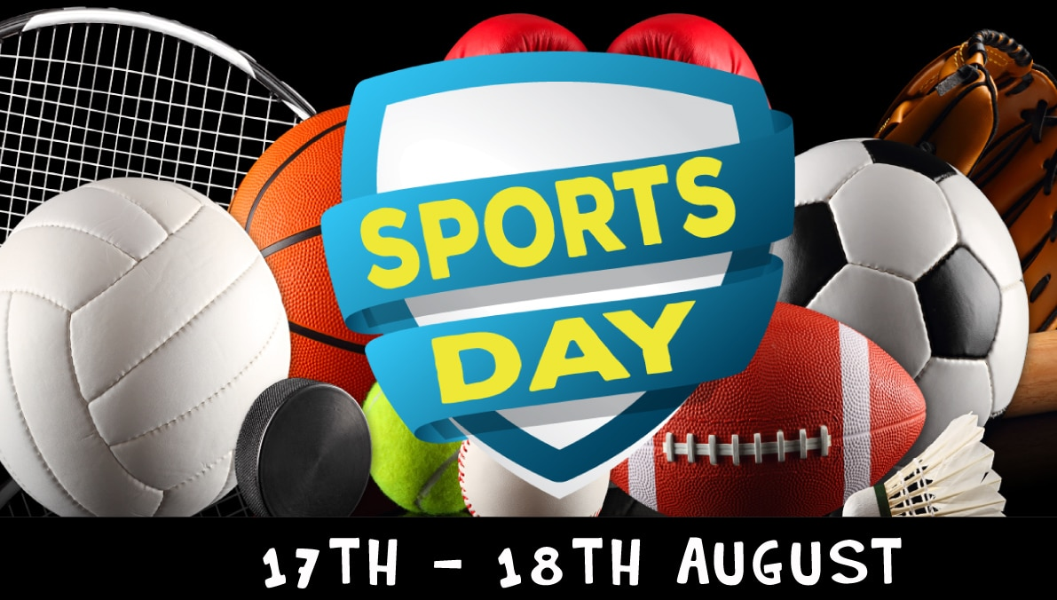 Sports Day Event 17th & 18th August 2019