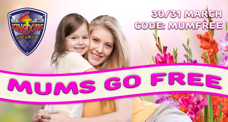 Mothers Day Event 30th & 31st March 2019