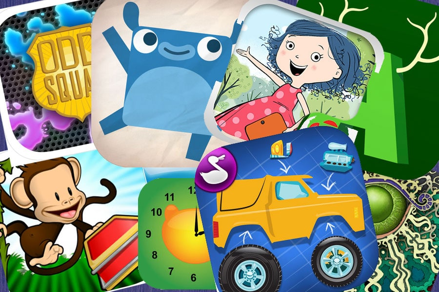 The-Five-Best-Apps-For-Kids