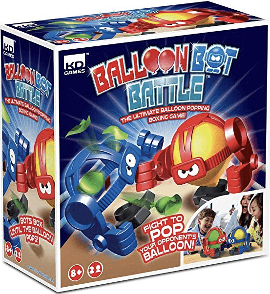 Balloon Bot Battles