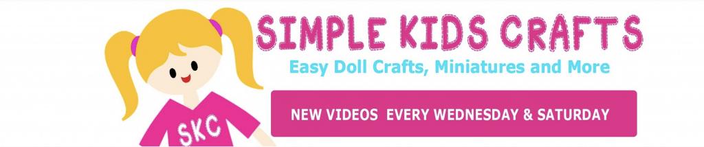 SimpleKidsCrafts Youtube channel