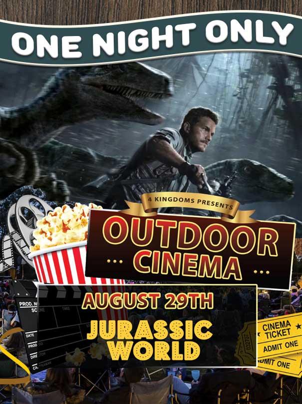 Jurasic-world-outdoor Cinema image