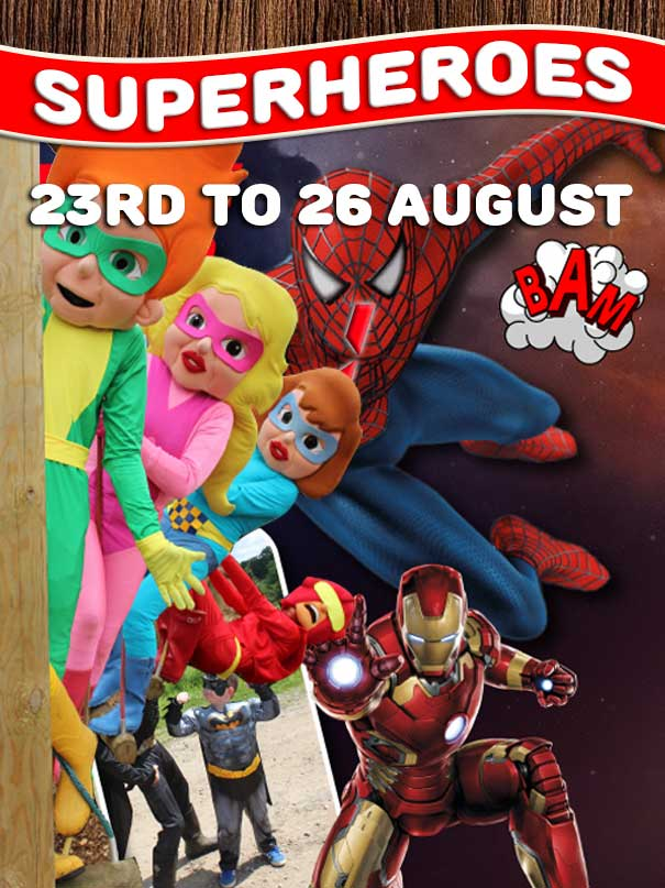Superheroes-website-Event-Page-2019