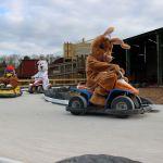 Mascot-Mayhem-on-the-carts